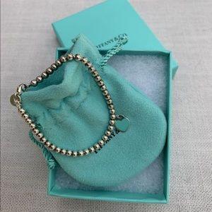 Authentic Tiffany & Co. Bead Bracelet